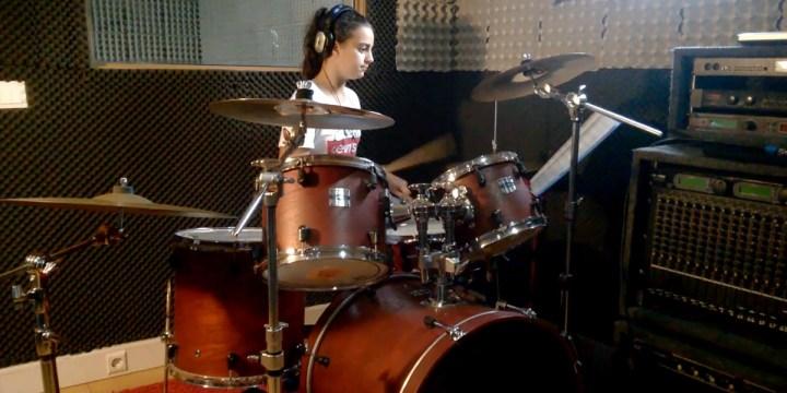 21 Pilots – Heathens – Estudo de bateria por Francisca Relvas