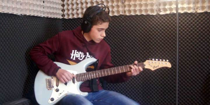 """November Rain"" – Cover de Guitarra por Francisco Coutinho"