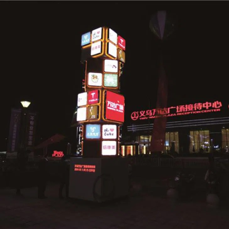 Smart Led Signs And Lighting