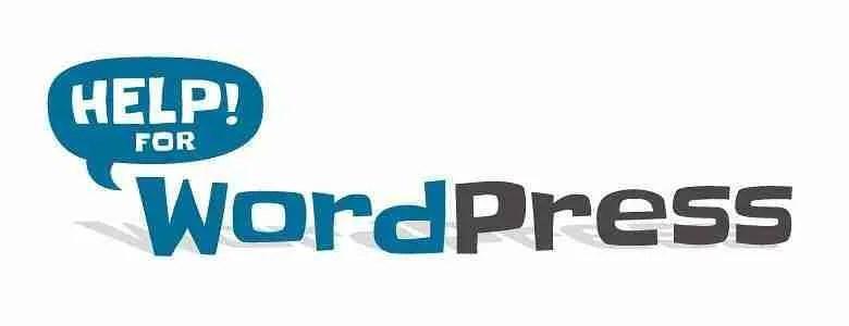 help-for-wordpress