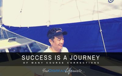 Course Correction Leads To Success