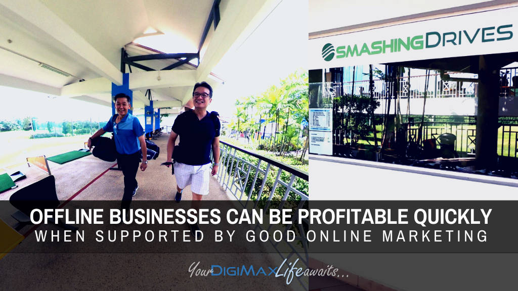 4th Anniversary Update: How quickly can an Offline Business be profitable?