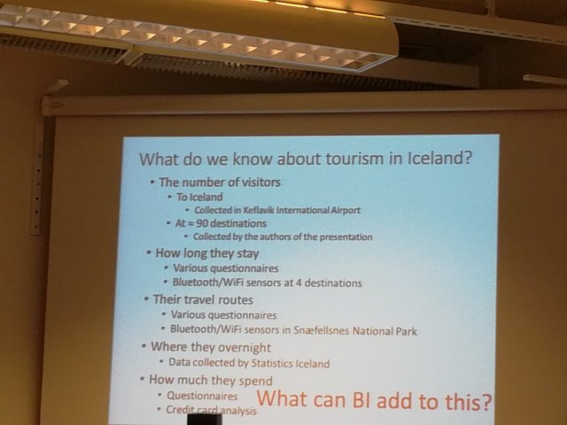 Tourism in Iceland