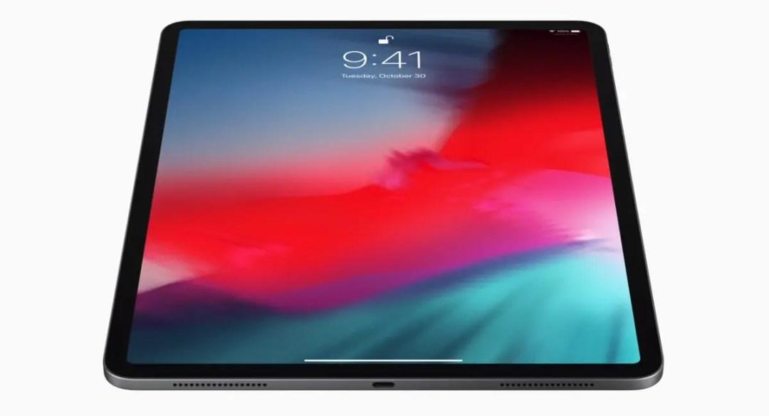 iPad Pro USB-C Port