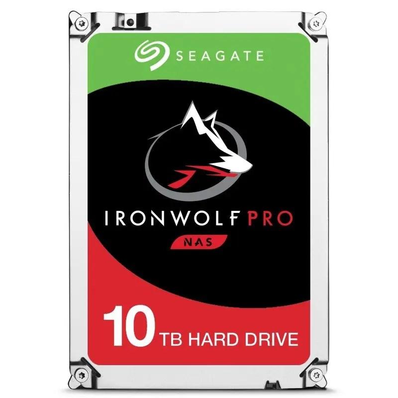 IronWolf 10TB NAS HDD
