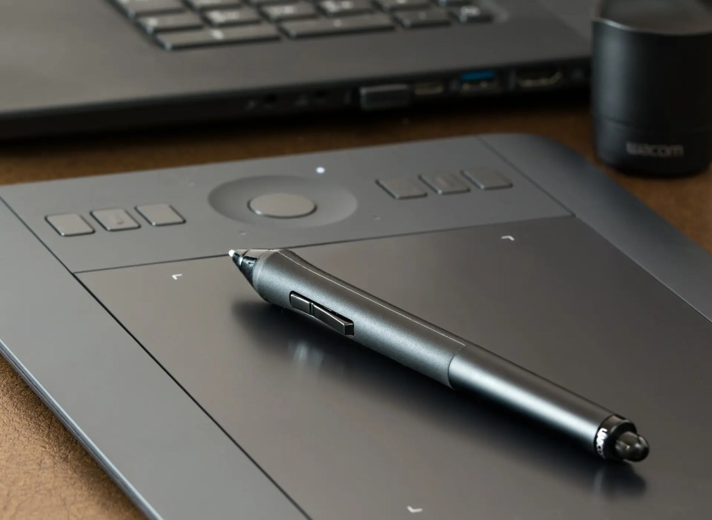 Wacom for video editing - Tablet & Stylus