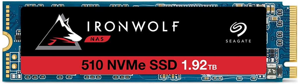 1.92TB IronWolf M.2 SSD
