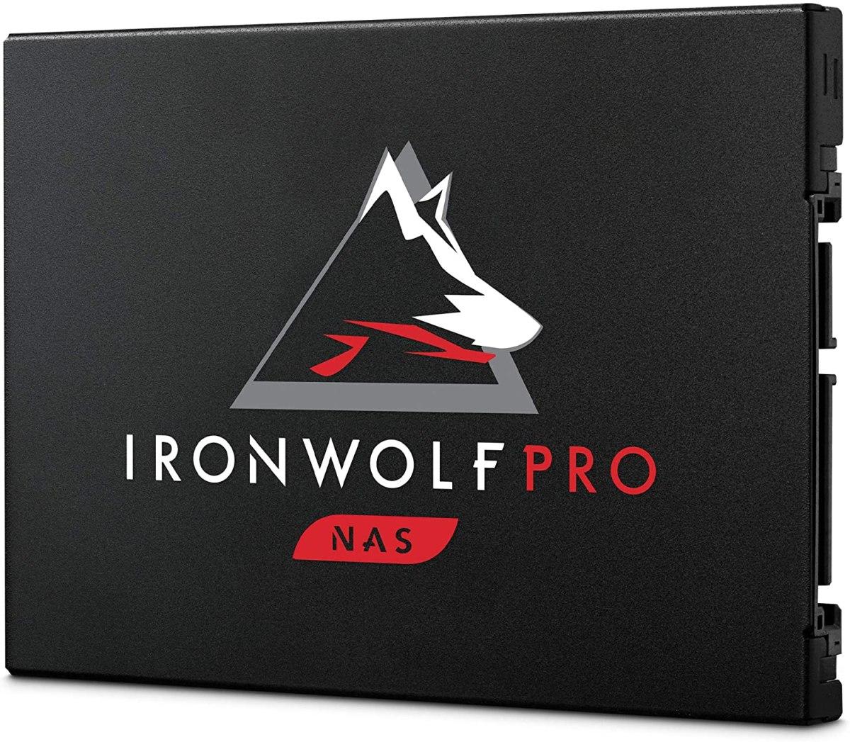 3.84TB IronWolf Pro SSD