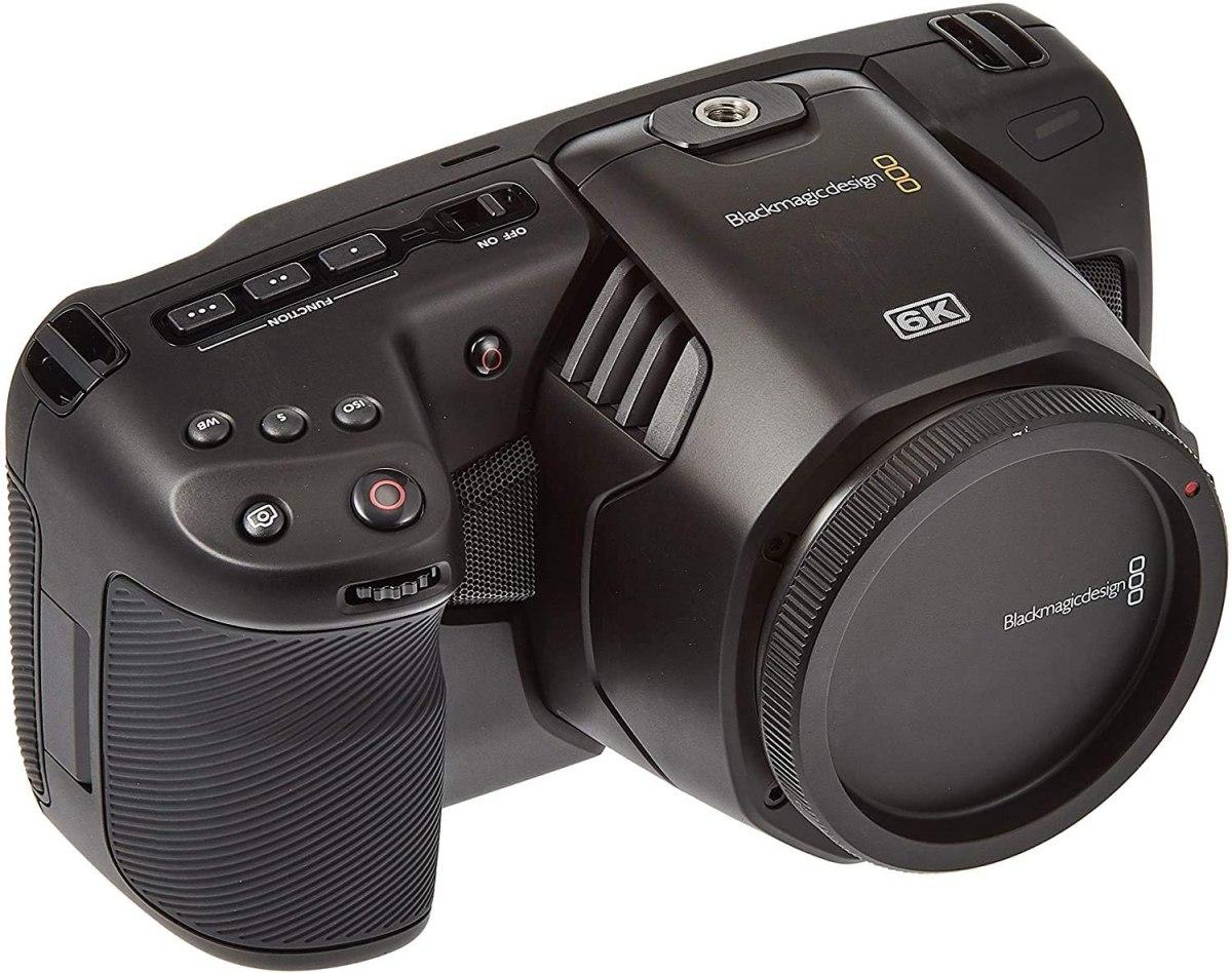 Pocket Cinema Camera 6K - Filmmakers Gifts