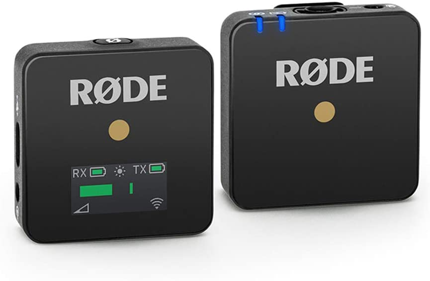 RØDE Wireless Go - audio recording app android