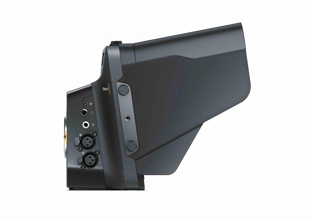Blackmagic Studio Camera 4K Talkback