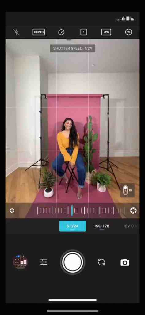 Pro Camera by Moment App