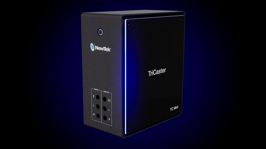 Tricaster switcher -Mini-4K