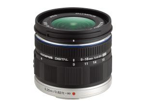 Olympus M ZUIKO 9-18mm Wide - best lens for blackmagic studio camera