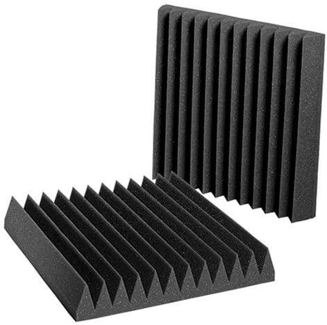 Auralex Acoustic Absorption Foam Panels - sound reducing panels