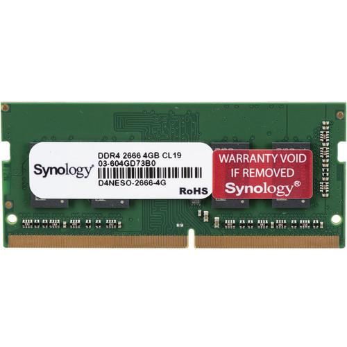 Synology D4NESO-2666-4G RAM