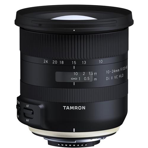 Tamron 10-24mm f/3.5-4.5 Di II VC HLD Lens for Nikon F Black Friday Deal