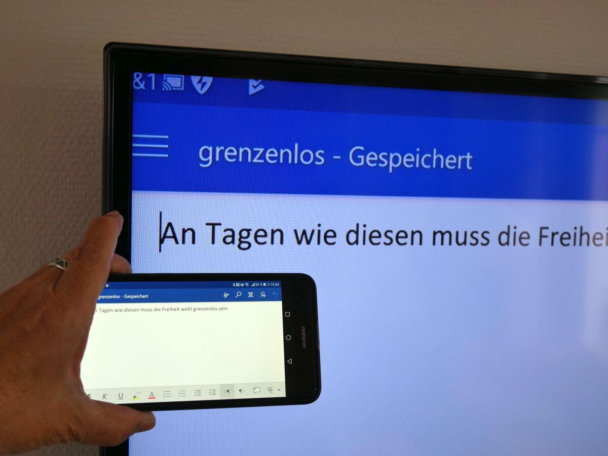Mit Chromecast wird das Smartphone zum vollwertigen PC