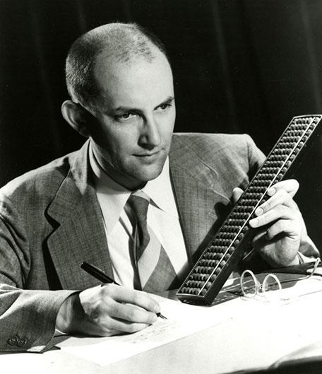 Computerhelden (12): Edmund C. Berkeley – der Vater von Simon, dem allerersten Homecomputer