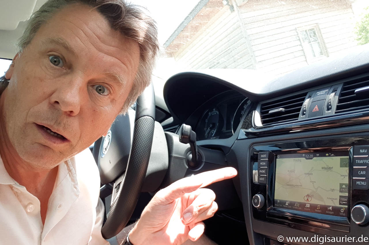 Google Maps oder Navi? Hannover Messe, m.Doc und Abnehmen digital – Christians Livesendung