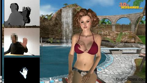 Kinect Virtual Sex Game