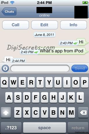 whatsapp ipad jailbreak