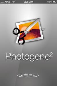 Photogene 2 for iPhone