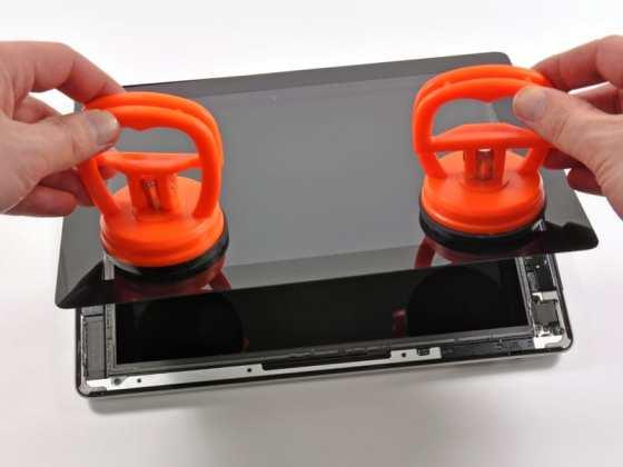 The New iPad iFixit