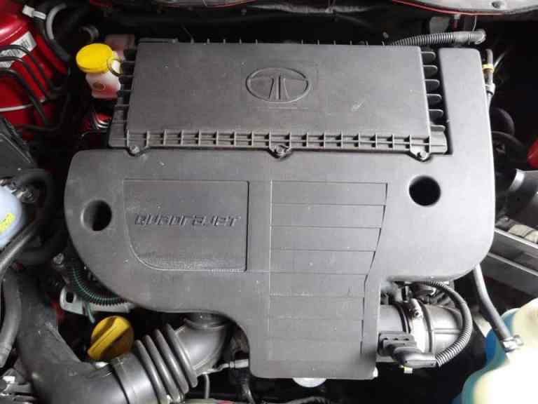 Indica Vista D90 Quadrajet