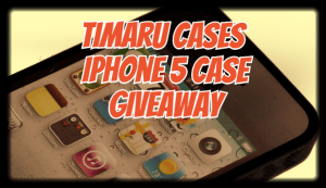 Timaru Cases - Free iPhone 5 Case Contest -Giveaway