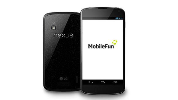 Google Nexus 4 Giveaway - MobileFun