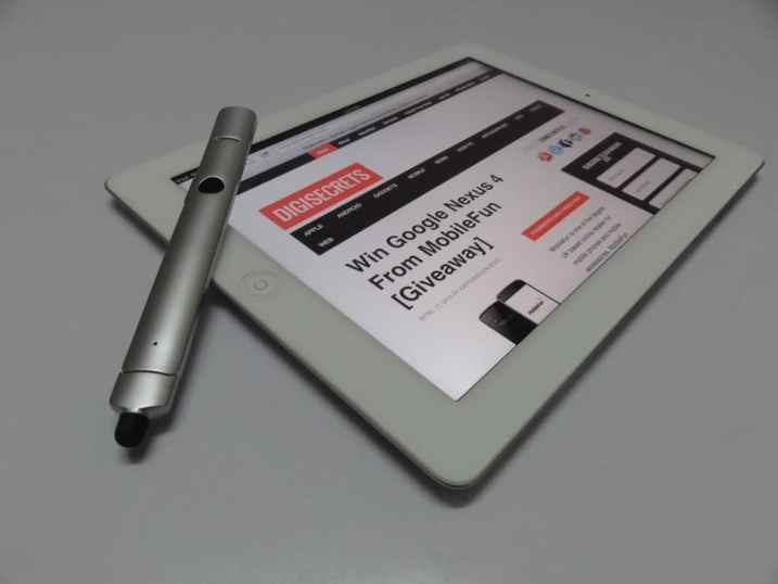 Padblue 2 Stereo Wireless Bluetooth Pen (4)