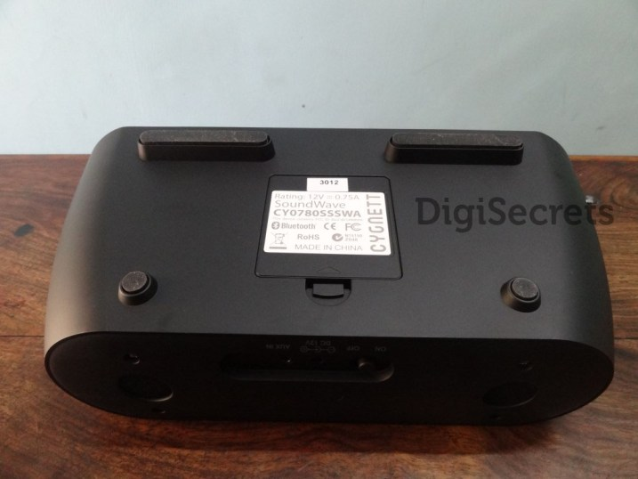Cygnett Soundwave Bluetooth Speaker and Dock - Review (4)