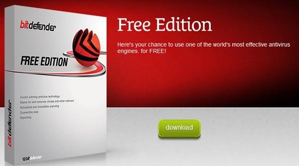 Bitdefender Antivirus Free Edition 2013