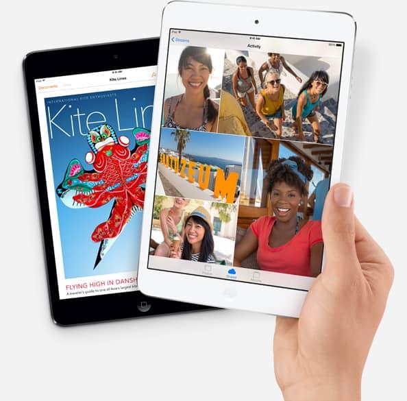 iPad Mini Retina Dispaly