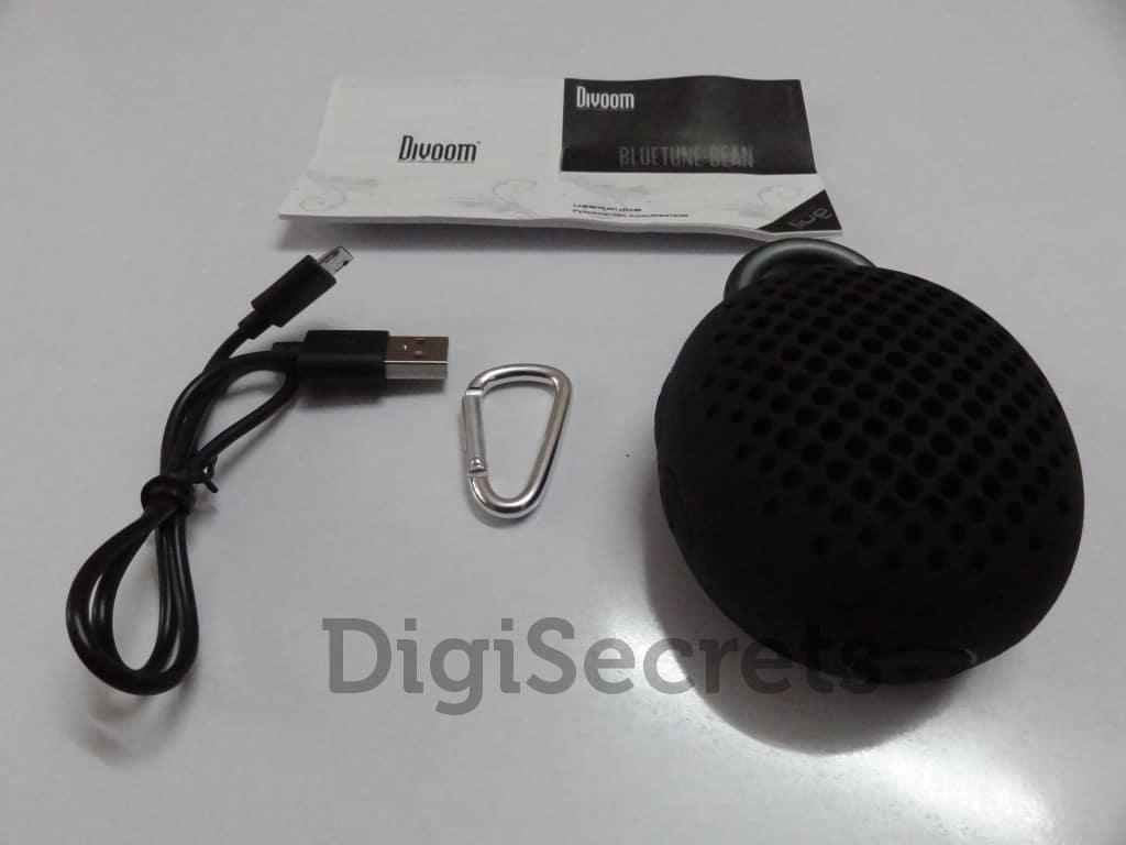 Divoom Bluetune  Bean Bluetooth Speaker (1)