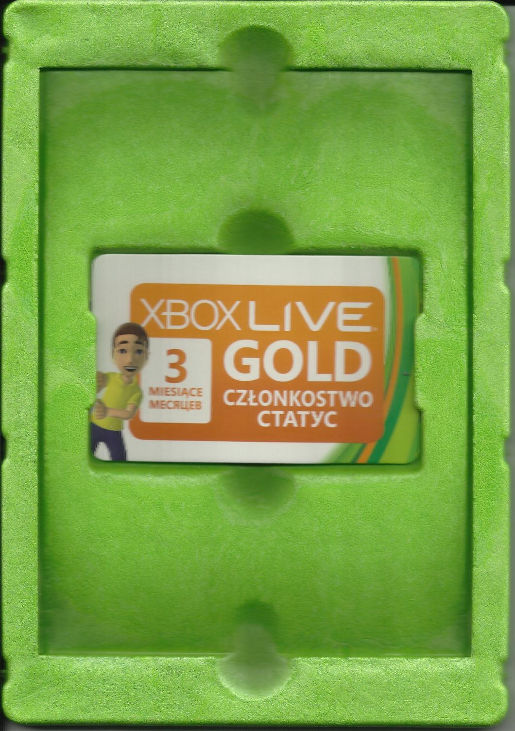 Buy Xbox Live Gold 3 Month Any Country RUSSIAN