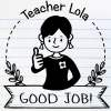 Sello teacher Lola