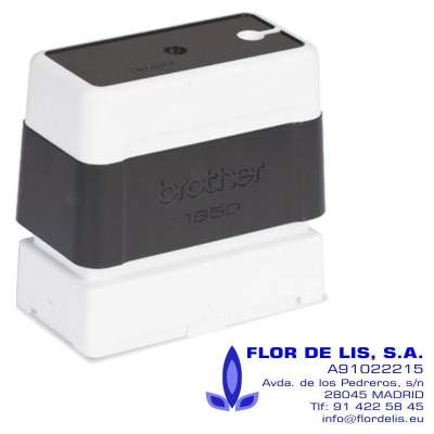 Brother Digistamp PR-1850