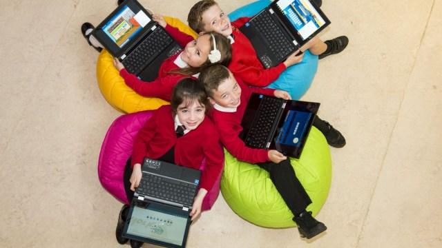 Digital Schools Awards - Giving Scotland's Pupils Cutting Edge Skills