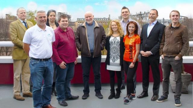 Scottish EDGE Round 11 Finalists