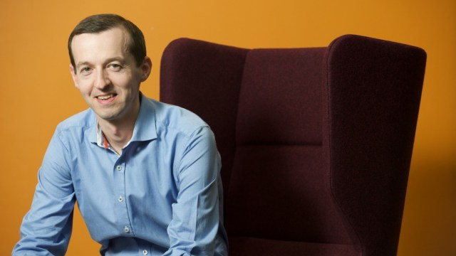 Data Lab Chair: Mark Hunter CDO of Sainsbury's Bank
