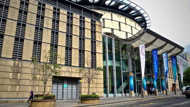 Edinburgh EICC Turing Fest 2018