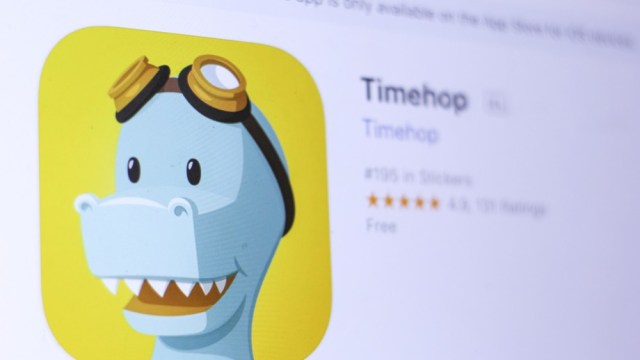 timehop logo