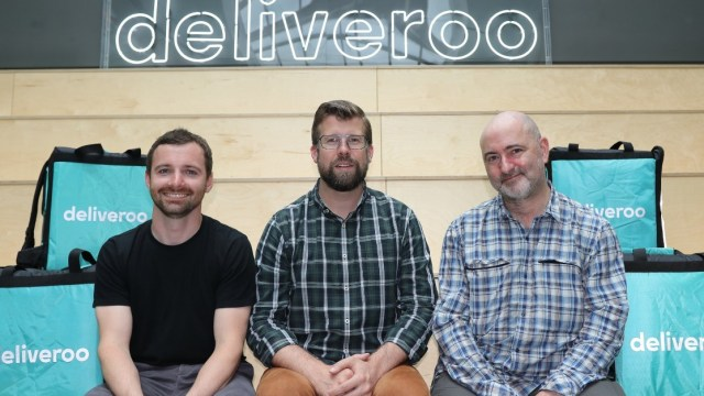 Cultivate Deliveroo