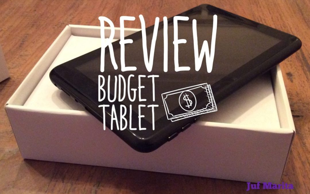 Review: een budget tablet !