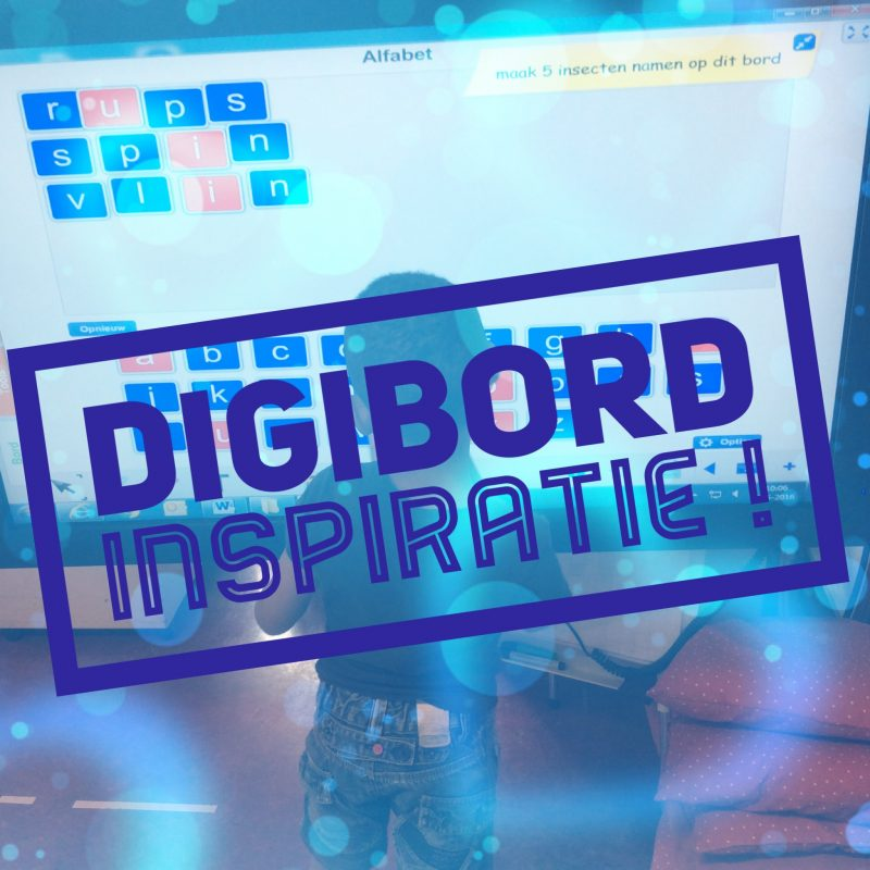 Workshop: Digibord inspiratie