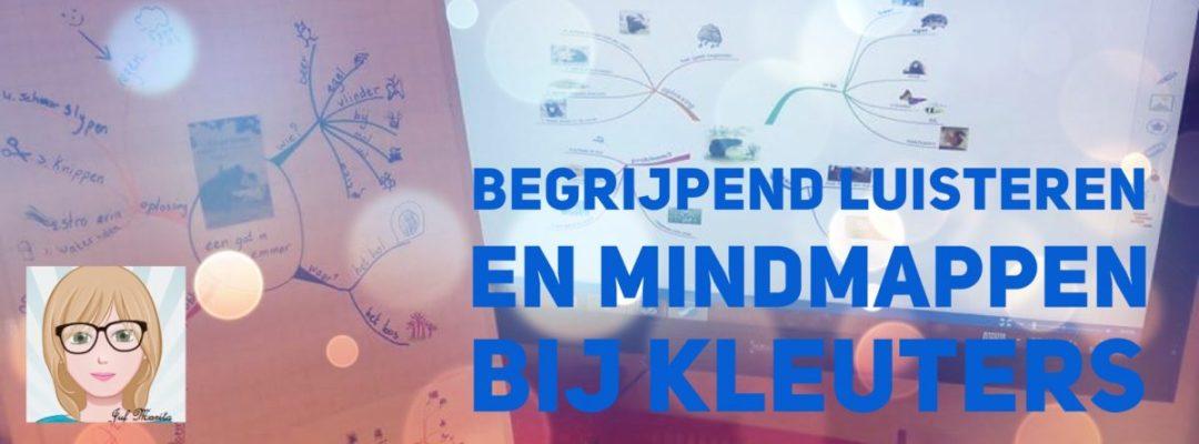 Workshop: Begrijpend luisteren en mindmappen met kleuters