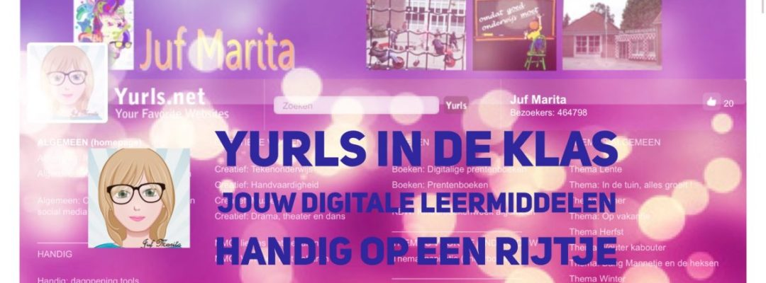 Workshop: Yurls in de klas