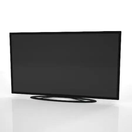 formZ 3D インテリア interior 家電製品 consumer electronics テレビ television